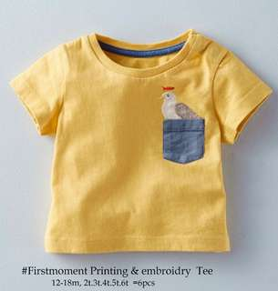 Mothercare T-shirt (inspired)