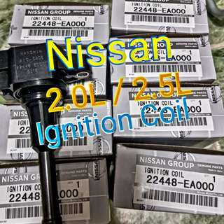 Nissan 2.0 / 2.5 Ignition Coil (teana , qasqhai etc)