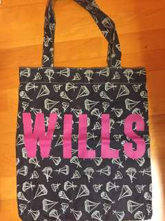 Jack Wills tote bag (Bought from UK)