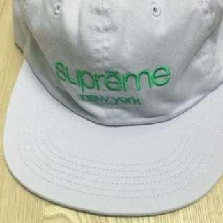 🚚 supreme 帽子 芋頭紫 (全新)6分割 中壢air room購入 1千啦!放著也是放著