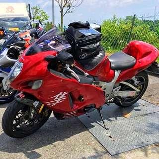 Suzuki Hayabusa 1300 Gen 1