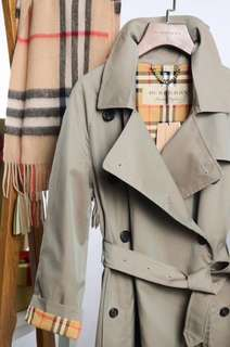 Burberry Trench风衣