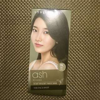 The Face Shop Ash Khaki Hair Color