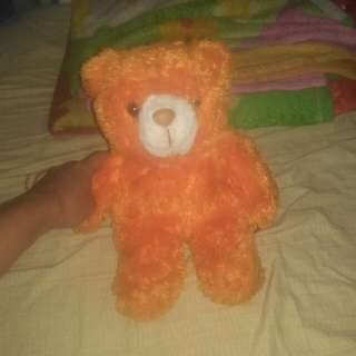 #MauMothercare boneka bear orange