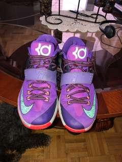Purple KD 7