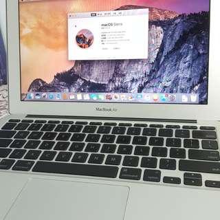 MacBook Air11 64gb ssd 獨顯