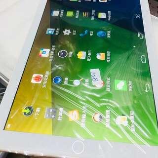 平板電腦全新128gb 三星底板 外表是平果安卓平板電話4G