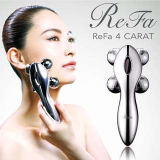 Refa 4 carat face and body roller (made in japan)