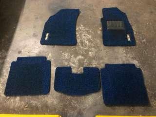 Mitsubishi Lancer CS3 thick carmat