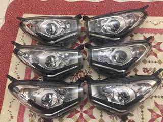 Head Lamp myvi icon led