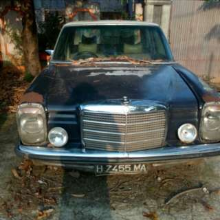 mercy mini thn 1972