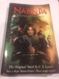 The Chronicles of Narnia - Prince Caspian by C. S. Lewis