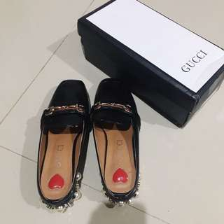 GUCCI MIRROR (Loafers)