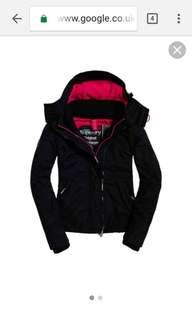 Superdry windcheater winter jacket
