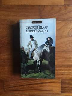 George Eliot - Middlemarch (Signet Classics, 1981)