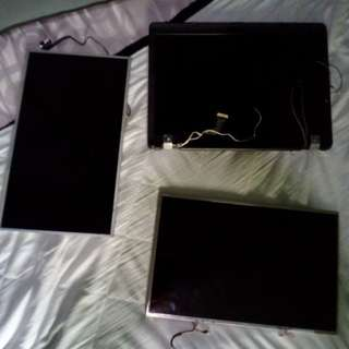 "Laptop replacement screens toshiba L300 15.6"" and 14"""