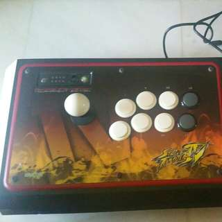 Wts Street Fighter IV Tournament edition fightstick  (xbox)