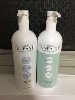 Enfanti Shampoo & Conditioner