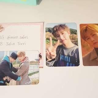 Monsta X Official photocards kpop