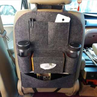 Sleek & Stylish Back Seat Car Organizer/Holder