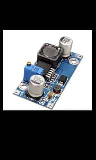 5A Input LM2587 DC-DC Step Up Boost Module Adjustable Power Supply