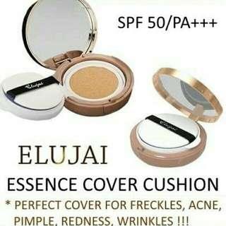 Elujai Essence Cover Cushion SPF50/PA+++