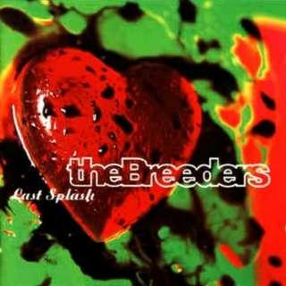 arthcd THE BREEDERS Last Splash CD (4AD)