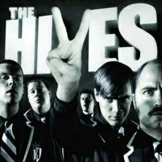 arthcd THE HIVES The Black And White Album CD