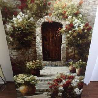Canvas oil Painting -2ftx3ft