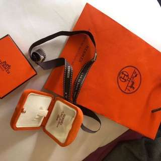 Hermes ring box AUTHENTIC