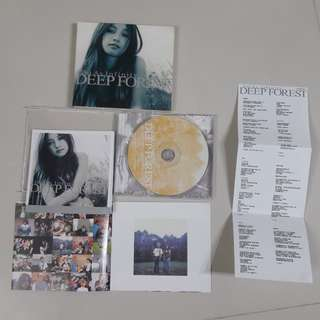 Do as infinity Deep forest music CD (Japanese)
