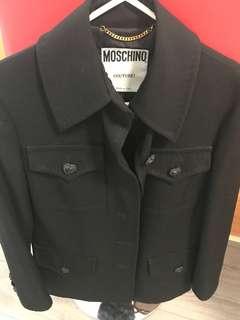 Brand New Moschino Jacket Coat Women's Size Medium