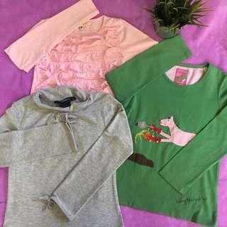 Assorted Sweatshirts