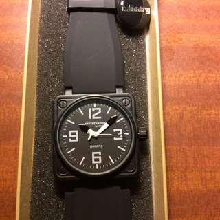 全新 美國原裝 美國步兵品牌 Infantry 厚裝 型男標配 腕錶