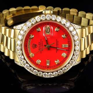 Rolex watch and more
