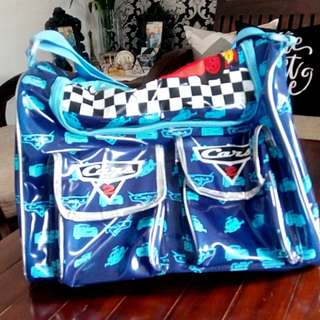 Tas travel bag/ tas berenang anak anti air cars