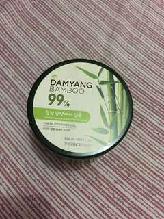 The Face Shop (Damyang Bamboo) Fresh Soothing Gel
