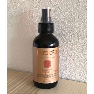 (PO)Pura d'or Rosehip Seed Oil 100% Organic Pure Cold Pressed-118ml (USDA organic, made in USA)