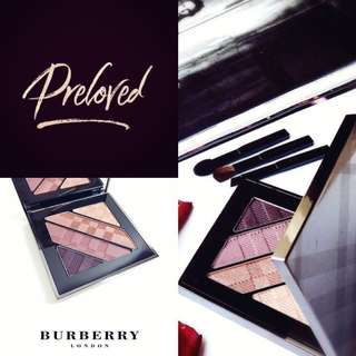 BURBERRY Complete Eye Palette | No.12 • NUDE BLUSH