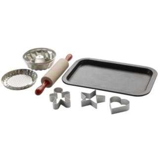 IKEA DUKTIG 烘焙玩具[7件組]