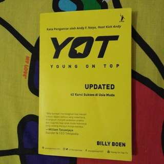 Young On Top Book