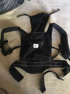 Ergo baby carrier blacl