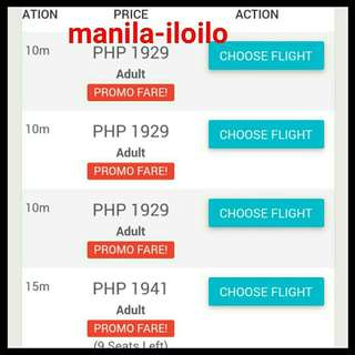 Manila-Iloilo V.V