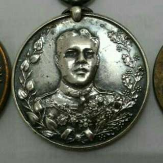 Pingat Sultan Ibrahim 1895