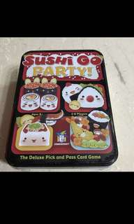 Brand New Sushi Go Party
