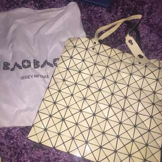 Bao bao issey miyake bag original