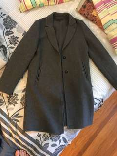 ZARA small warm grey jacket