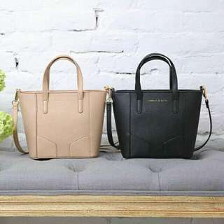 Charles and Keith Bag Small
