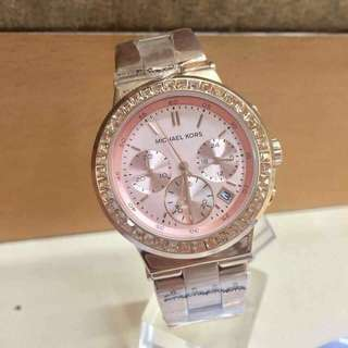 Michael Kors Watch authentic overrun