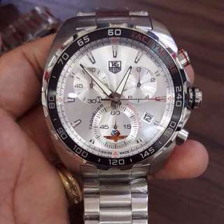 Tag heuer for men 48mm diameter cases waterproof complete inclusion authentic overrun
